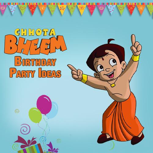 Chhota Bheem Birthday Party Ideas Spill The Fun