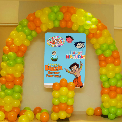 Chhota Bheem Birthday Party Ideas Spill The Fun