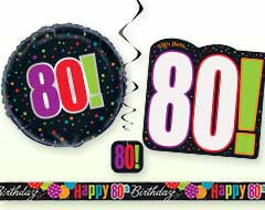 80th Birthday