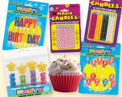 General Birthday Candles