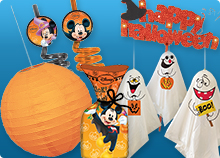 Halloween Party Items