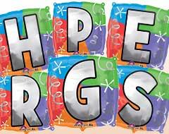 Alphabet Balloons