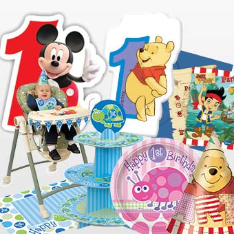 Online Kids Birthday Party Supplies