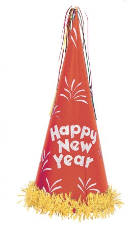 """Giant New Year's Hat 18"""" (1)"""