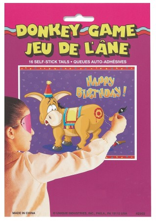 Deluxe Donkey Game (1)