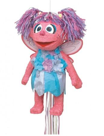 Abby Cadabby 3D Pull Piñata (1)