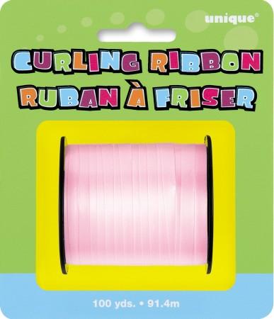Babyl Pink Curling Ribbon (1)