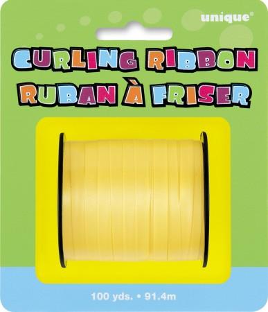 Yellow Curling Ribbon (1)