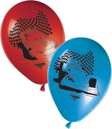 "Disney Cars Balloons 11"" (8)"