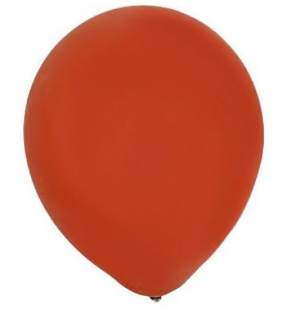 Red Latex Balloons (100)