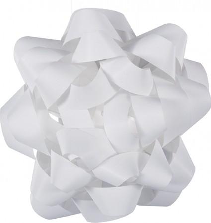 """White Gift Bow 6"""" (1)"""