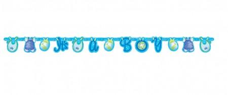 Blue Clothesline Baby Shower Banner (1)