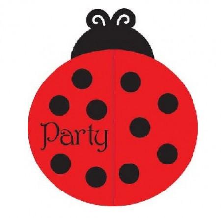 Ladybug Fancy Invites (8)
