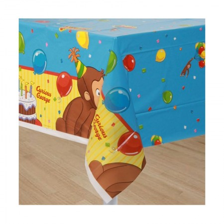 Curious George Table cover (1)