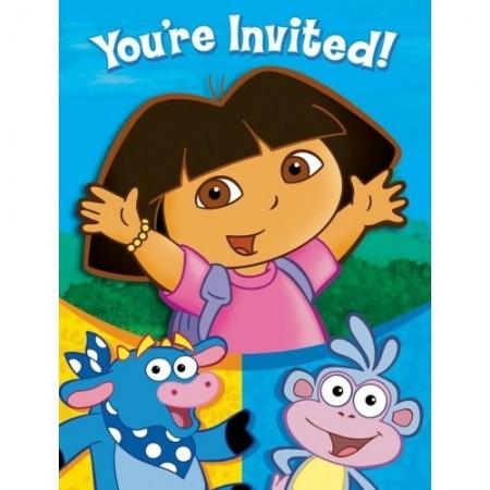 Dora Invites (8)