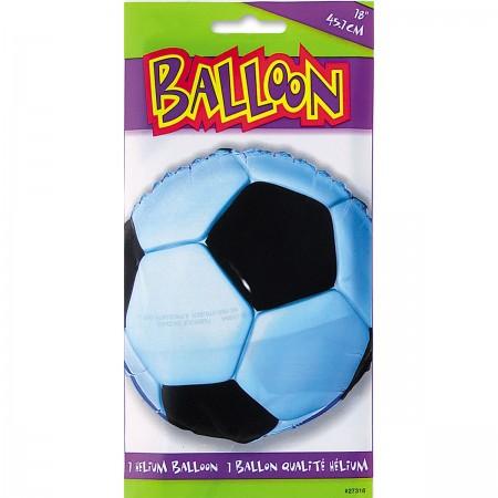 """Soccer 18"""" Foil Balloon (1)"""