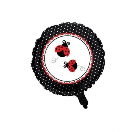 Ladybug Fancy Foil Balloon (1)