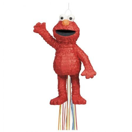 Elmo Puppet Pinata (1)