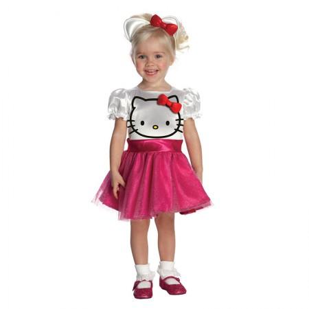 Hello Kitty Tutu Costume Dress (1)