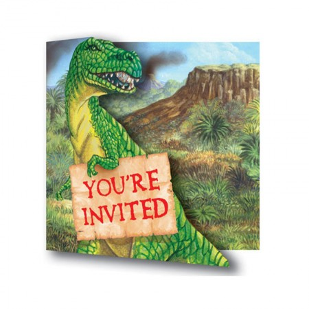 Dino Invites (8)