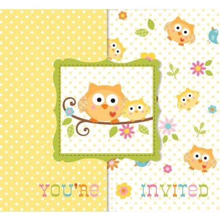 Happi Tree Invitations (8)