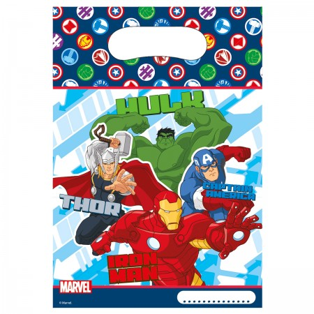 Avengers Party Bags (6)