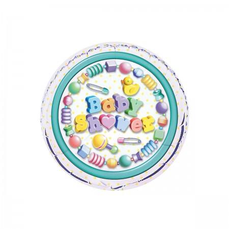 "Baby Bliss 18"" Foil Balloon"