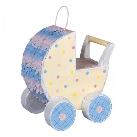 Baby Carriage Decorator Pinata (1)