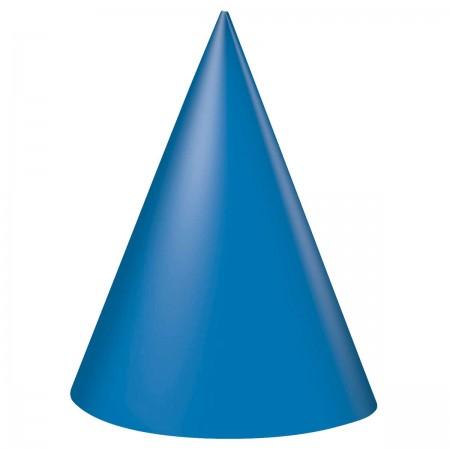 Blue Party Hats (8)