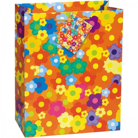 Bright and Bold Medium Assorted Giftbag (1)