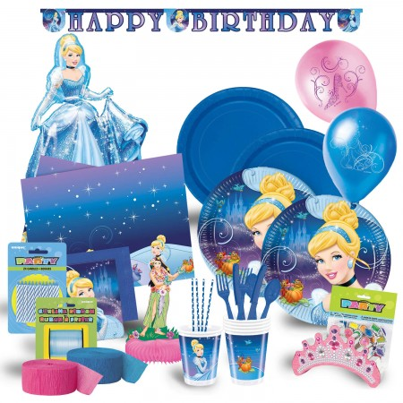 Cinderella Party Premium kit