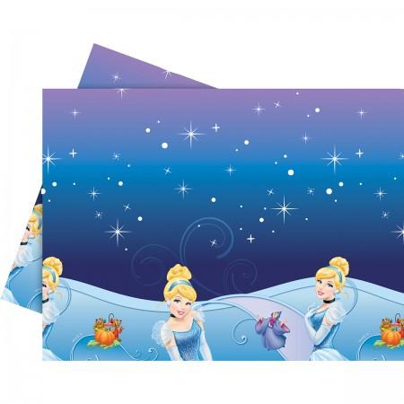 Cinderella Plastic Tablecover (1)