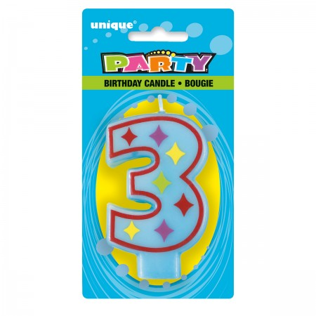 Decorative Birthday Candle 3 (1)