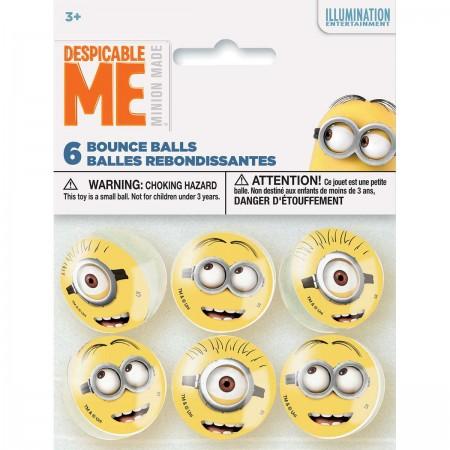 Despicable Me Minion Bounce Balls (6)