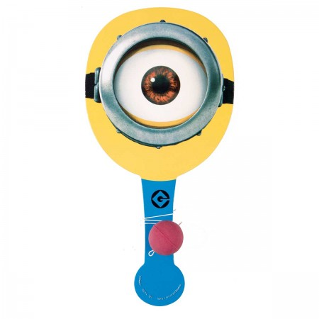 Despicable Me Minion Paddle Ball Game (1)