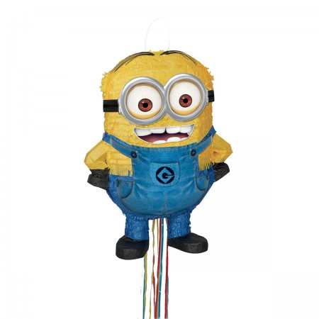 Despicable Me Minion 3D Pinata (1)