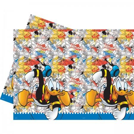 Donald Mania Plastic Tablecover (1)
