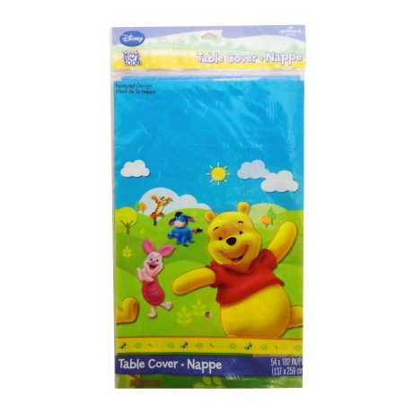 Winnie the Pooh Table Cover (1)