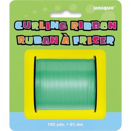 Emerald Green Curling Ribbon (1)