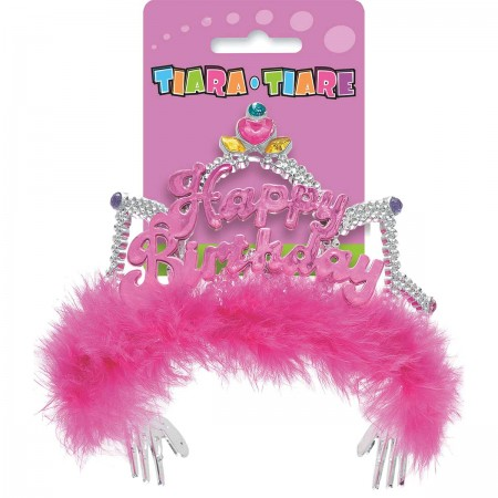 Fancy Happy Birthday Tiara (1)