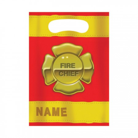 Firefighter Loot Bags (8)