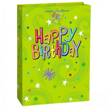 Gallant Birthday Jumbo Giftbags Assorted (1)