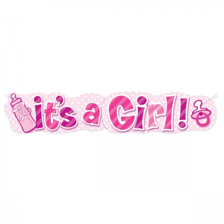 Girl Bottle Giant Jointed Banner (1)