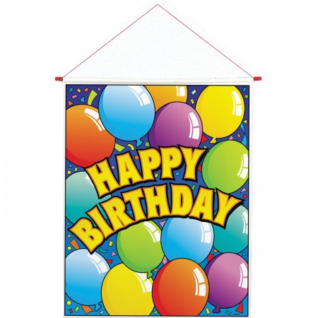 Hanging Birthday Banner (1)