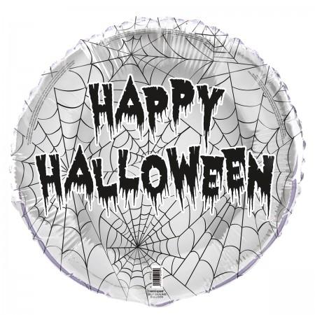 Happy Halloween Foil Balloon (1)