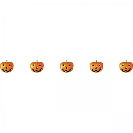 Inflatable Pumpkin Banner 8FT (1)