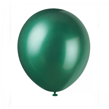 Jade Solid Color Latex Balloons (10)