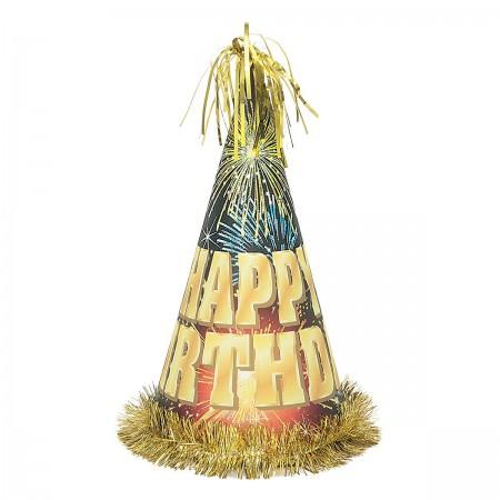 "Jumbo 13"" Birthday Burst Hat (1)"