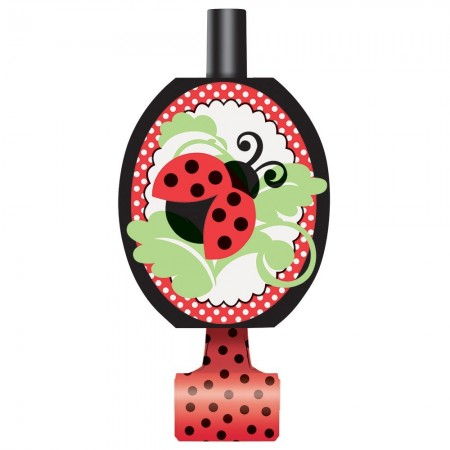 Lively Ladybug Party Blowouts (8)