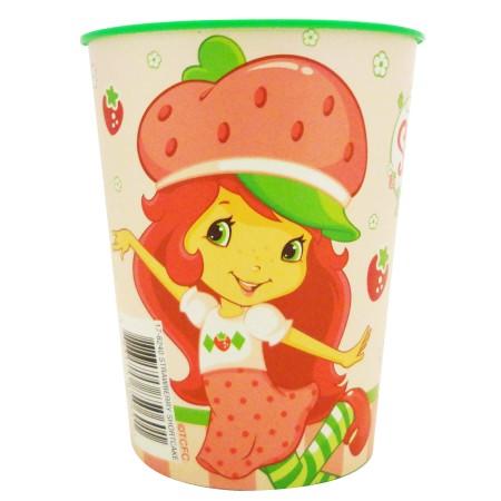 Strawberry Shortcake Plastic Cup (1)